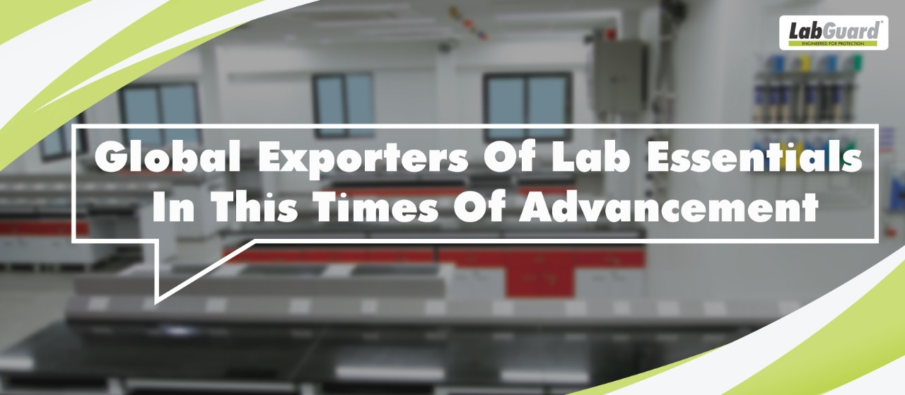 Global Exporters of Lab Essentials in This Times of Advancement